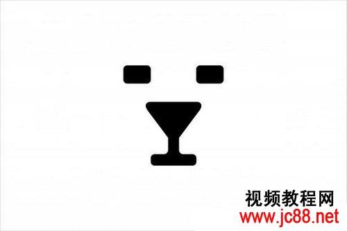 小动物题材的创意logo设计