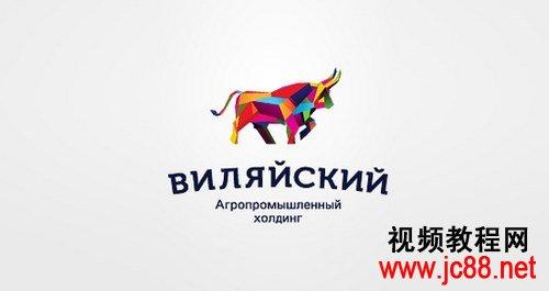 玩快三输钱自杀了:小动物题材的创意logo设计